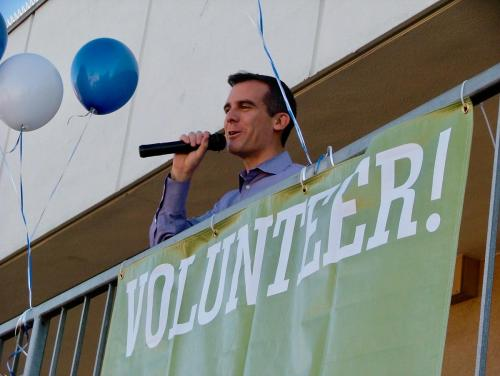 LA Works Day with Eric Garcetti