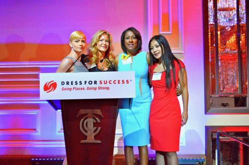 Empower Breakfast with Jaime Pressly, Paige Adams-Geller, Pat Harvey and Reena De Asis